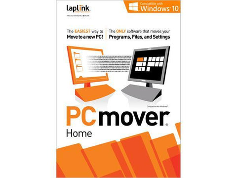 Laplink Software Inc Laplink Pcmover Home 10 - 1 Migration Es - MyChoiceSoftware.com