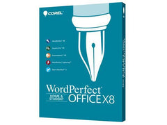 Corel Wordperfect Office X8 Home & Student Esd - MyChoiceSoftware.com