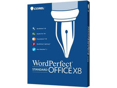 Corel Wordperfect Office X8 Standard Esd - MyChoiceSoftware.com