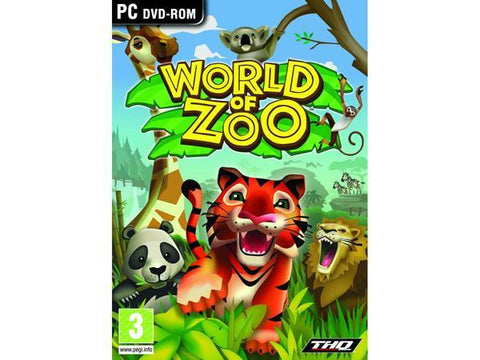 Nordic Games Gmbh World Of Zoo Esd - MyChoiceSoftware.com