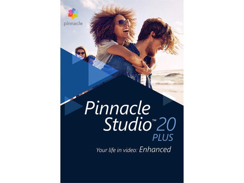 Corel Pinnacle Studio 20 Plus Esd - MyChoiceSoftware.com