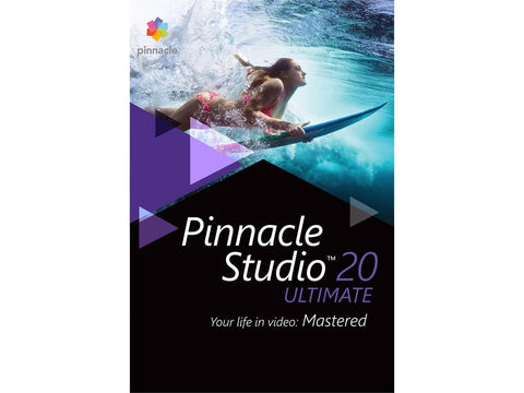 Corel Pinnacle Studiop 20 Ultimate Esd - MyChoiceSoftware.com