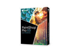 Corel Paintshop Pro X9 Ultimate Esd - MyChoiceSoftware.com