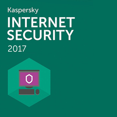 Kaspersky Internet Security 2017 1 User