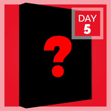 Mystery Product - Day 5