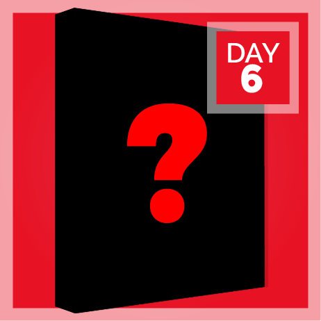 Mystery Product - Day 6