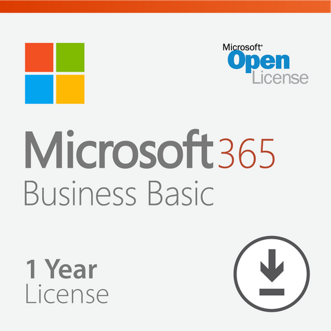 Microsoft 365 Business Basic - Open License