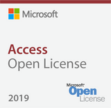 Microsoft Access 2019 Open License