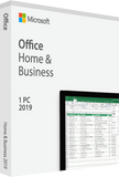 Microsoft Office Home and Business 2019.