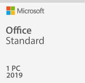 Microsoft Office Standard 2019 - Open Academic Deal