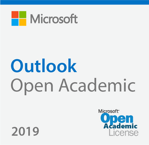 Microsoft Outlook 2019 Open Academic Deal