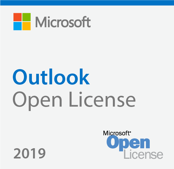Microsoft Outlook 2019 For Mac Open License