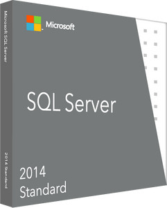 SQL Server Standard Edition 2014 - 4 Core - License Deal