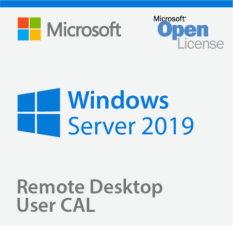 Microsoft Windows Server 2019 RDS User CALs Retail Box1 User CAL for GSA #1