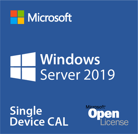 Microsoft Windows Server 2019 Device Client Access License