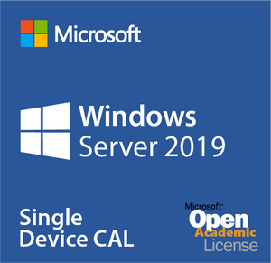 Microsoft Windows Server 2019 Single Device Cal - Open Academic Deal