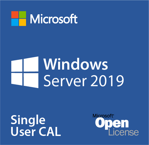 Microsoft Windows Server 2019 User CAL OLP Open License