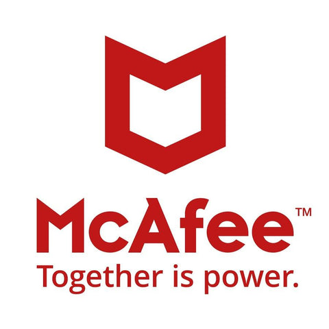 McAfee Application Control for PCs 1Yr (251-500 users).