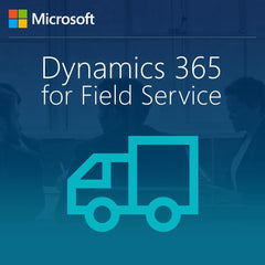 Microsoft Dynamics 365 for Field Service, Enterprise Edition for CRMOL Basic + Field service Add-On
