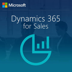 Microsoft Dynamics 365 for Sales, Enterprise Edition - From SA From Sales, User CAL - GOV