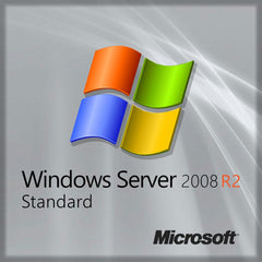 Microsoft Windows Server 2008 R2 Standard License - Spring Cleaning 2017 Special