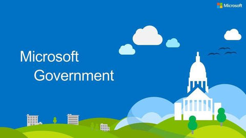 Microsoft Office 365 Enterprise E1 Government Monthly - MyChoiceSoftware.com