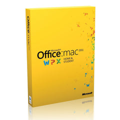 Microsoft Office 2011 for MAC Home and Student - Retail Box - MyChoiceSoftware.com - 1