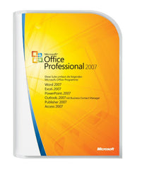 Microsoft Office 2007 Professional Upgrade Box - MyChoiceSoftware.com - 1
