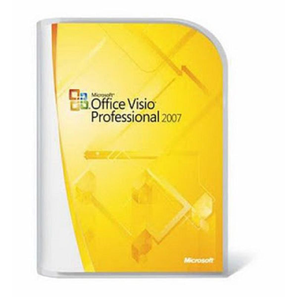Microsoft Visio 2007 Professional License