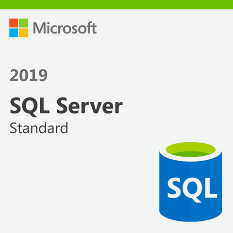 Microsoft SQL Server 2019 Standard License