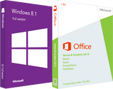 Microsoft Windows 8.1 with Home and Student 2013 - License