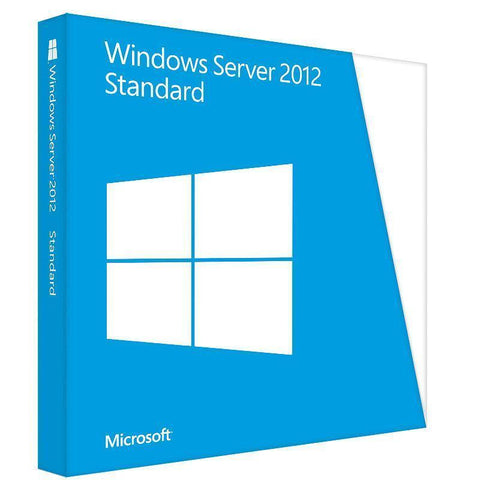 Microsoft Windows Server Standard 2012 2 Additional Processors Academic License