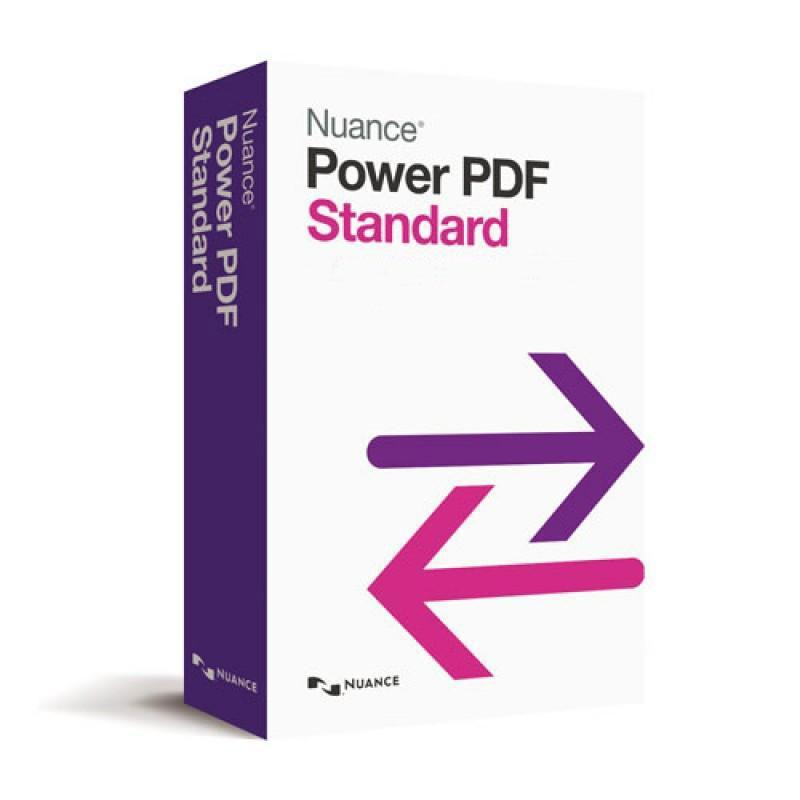 Nuance Power PDF Standard Digital Download | MyChoiceSoftware com