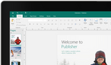 Microsoft Publisher 2016 Open License