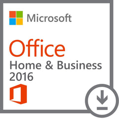 Microsoft Office Home and Business 2016 License - 1 pc - MyChoiceSoftware.com - 2