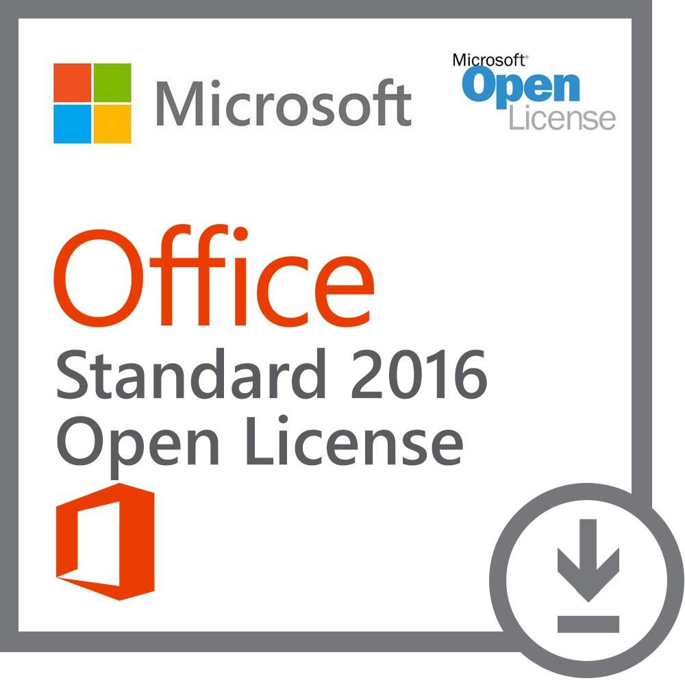 microsoft office 2016 open licence