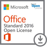 Microsoft Office Standard 2016 - Open License