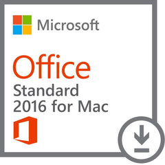 Microsoft Office 2016 for Mac Standard - Open License - MyChoiceSoftware.com - 1