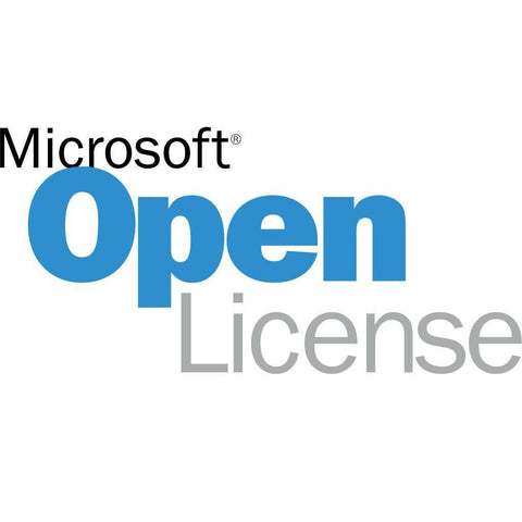 Microsoft Visual Studio 2015 Team Foundation Server & S/A Open License.