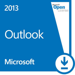 Microsoft Outlook 2013 - Volume - Open Business License - MyChoiceSoftware.com - 1