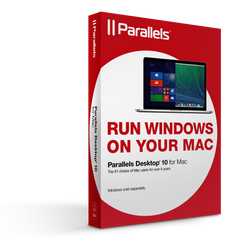 Parallels Desktop 10 for Mac License - MyChoiceSoftware.com