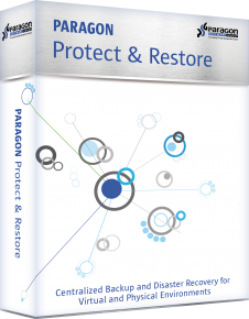 Paragon Software Paragon Protect and Restore Unified Site- 11-25 seats (2yr)