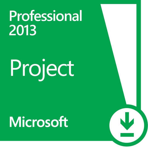 Microsoft Project 2013 Professional Retail Box for GSA #2