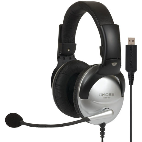 Koss Sb45 Usb Communication Headset - MyChoiceSoftware.com