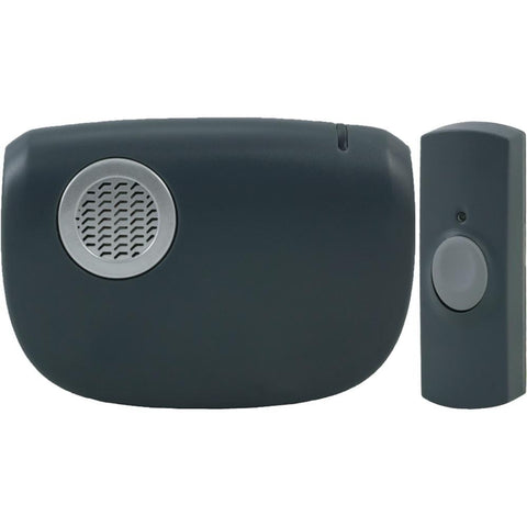 GE Portable Door Chime With Door Bell Button - MyChoiceSoftware.com