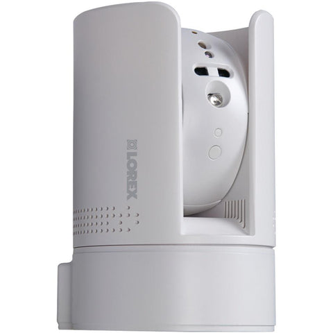 Lorex Pan And Tilt Wi-fi Or Wired 720p Hd Camera With Cloud Connect - MyChoiceSoftware.com