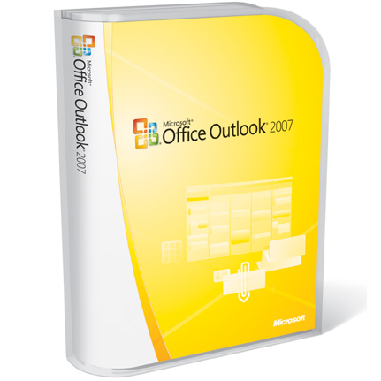 Microsoft Outlook 2007 License