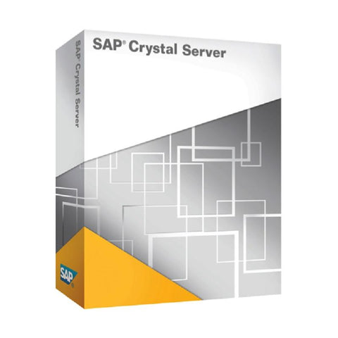 SAP Crystal Reports Server 2011 - 20 CAL(LICENSE) - MyChoiceSoftware.com