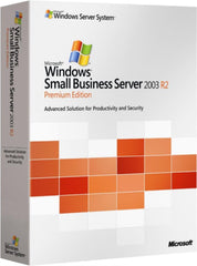 Microsoft Windows Small Business Server 2003 R2 Premium 5CAL - MyChoiceSoftware.com