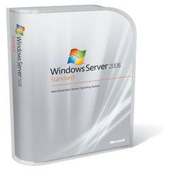 Microsoft Windows Server 2008 R2 W/5 CALs OEM - MyChoiceSoftware.com - 1